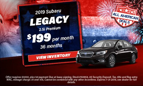July 2019 Legacy Special