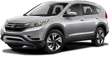 2016 Honda CRV comparison