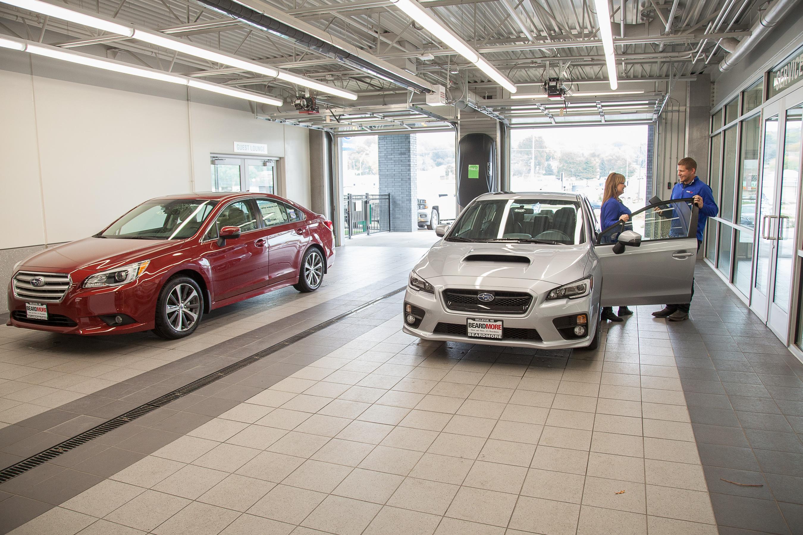 Omaha Area Subaru Repair | Beardmore Subaru Repair Center ...