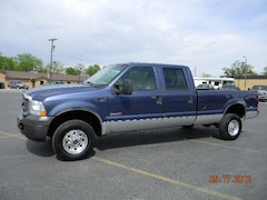 Used 2004 Ford F-350 XLT Truck Crew Cab For Sale Columbus, Montana