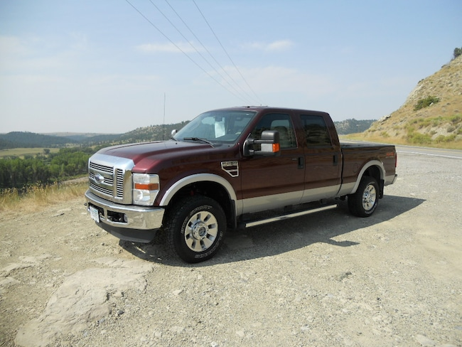 2009 Ford F-250 Truck Crew Cab