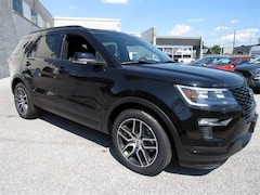 New 2019 Ford Explorer Sport SUV for sale in York, PA