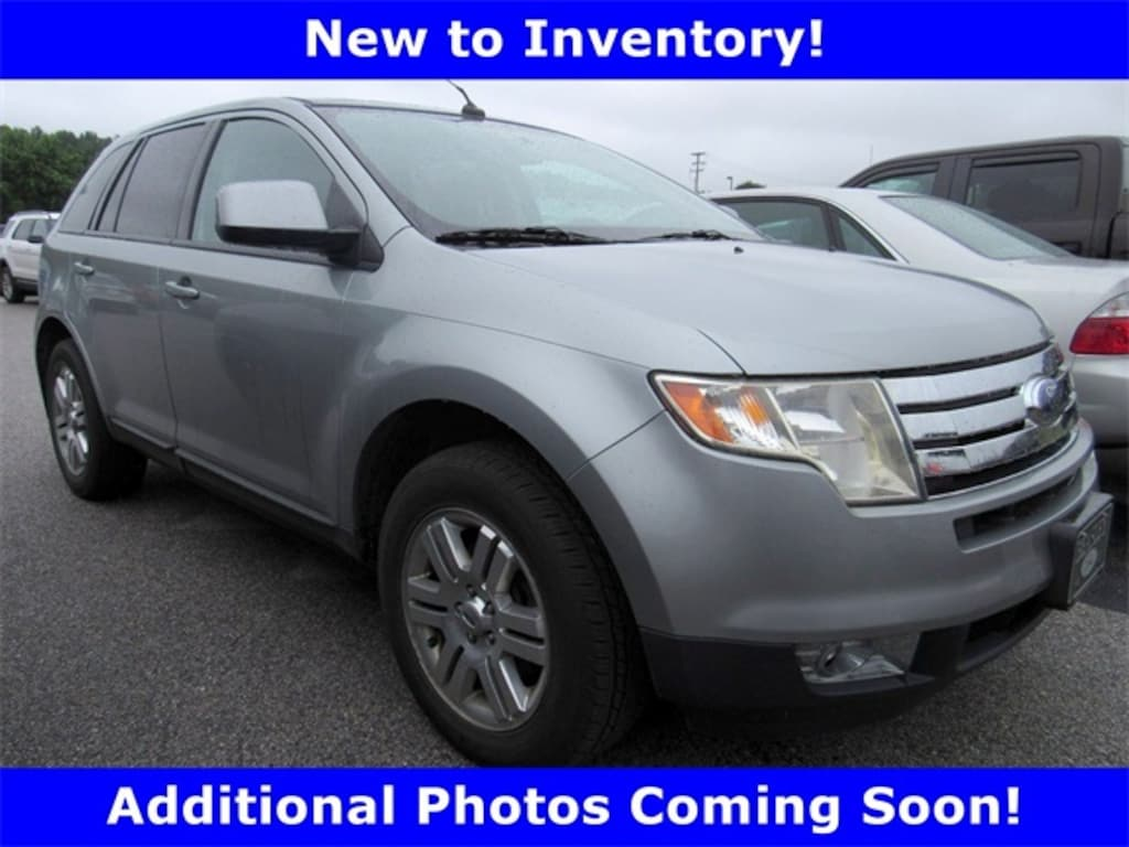 2007 Ford Edge For Sale >> Used 2007 Ford Edge For Sale In York Pa Stock 197144a