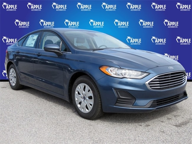 New 2019 Ford Fusion S Sedan For sale/lease York, PA