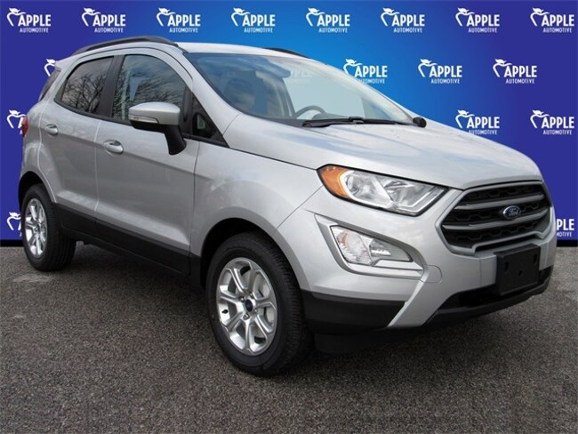 New 2019 Ford EcoSport SE SUV For sale/lease York, PA