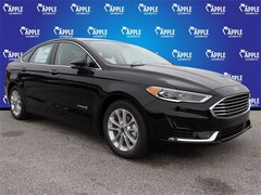New 2019 Ford Fusion Hybrid SEL Sedan for sale in York, PA