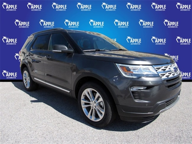 New 2019 Ford Explorer XLT SUV For sale/lease York, PA