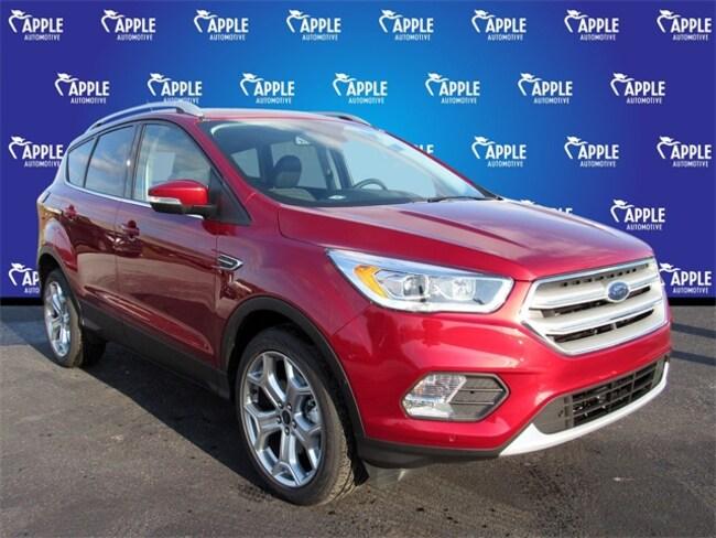 New 2019 Ford Escape Titanium SUV For sale/lease York, PA