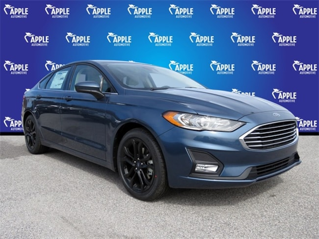 New 2019 Ford Fusion SE Sedan For sale/lease York, PA