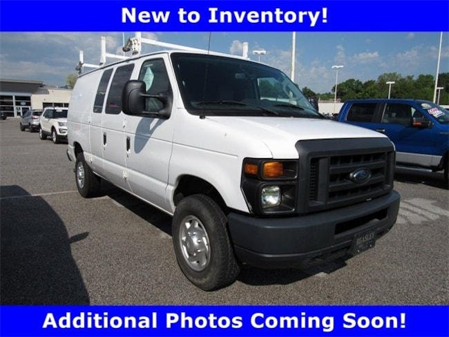Used  2013 Ford E-350SD Commercial Cargo Van For sale in York, PA