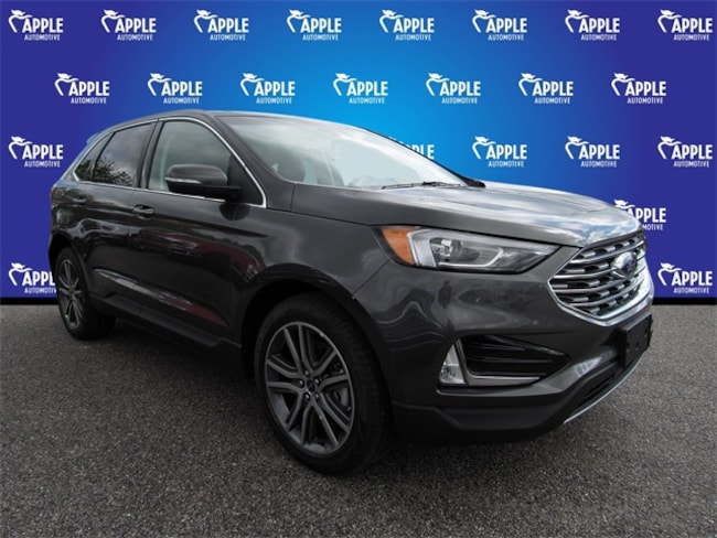 New 2019 Ford Edge Titanium SUV For sale/lease York, PA