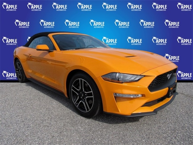 Used  2018 Ford Mustang Ecoboost Premium Convertible For sale in York, PA