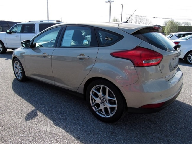 Used 2015 Ford Focus For Sale In York Pa Stock 196238a
