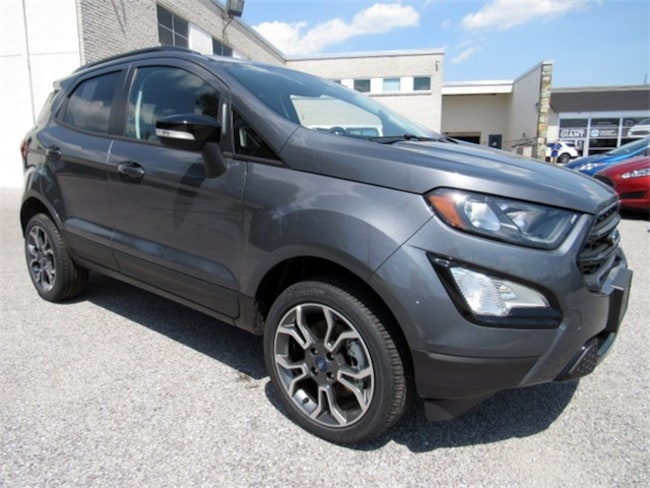 New 2019 Ford EcoSport SES SUV For sale/lease York, PA