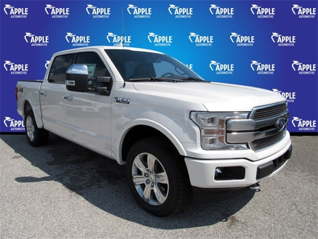 New 2019 Ford F-150 Platinum Truck For sale/lease York, PA