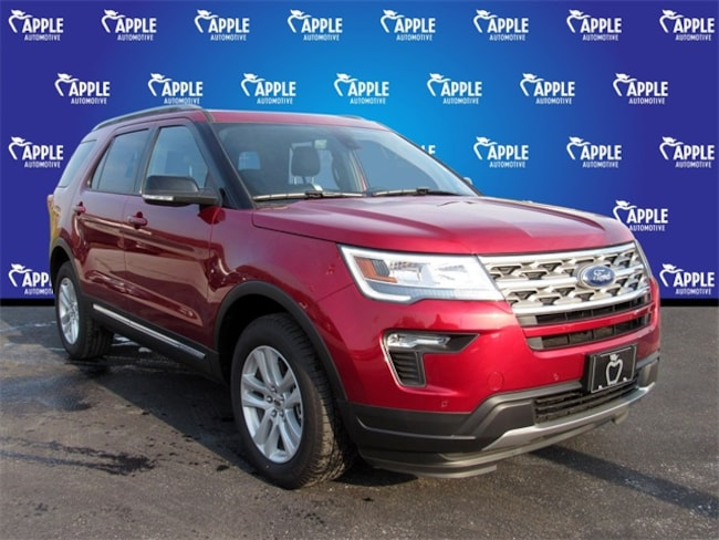 New 2018 Ford Explorer XLT SUV For sale/lease York, PA
