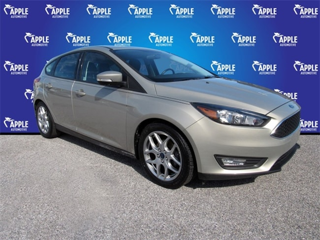 Used  2015 Ford Focus SE Hatchback For sale in York, PA