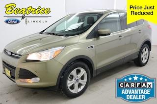 2013 Ford Escape SE SUV 1FMCU0G92DUC03097
