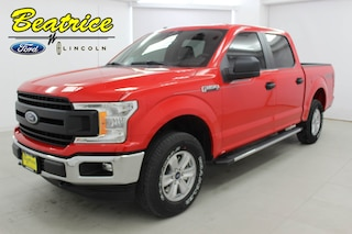 2019 Ford F-150 XL Crew Cab