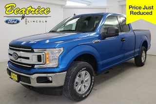 2019 Ford F-150 XLT Extended Cab