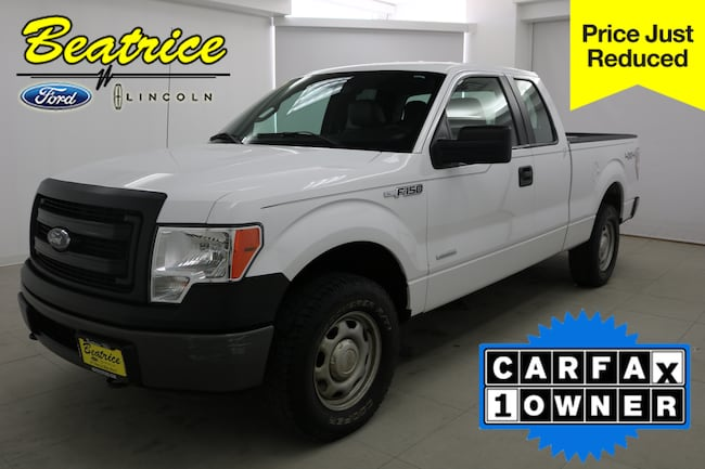 2014 Ford F-150 XL Extended Cab