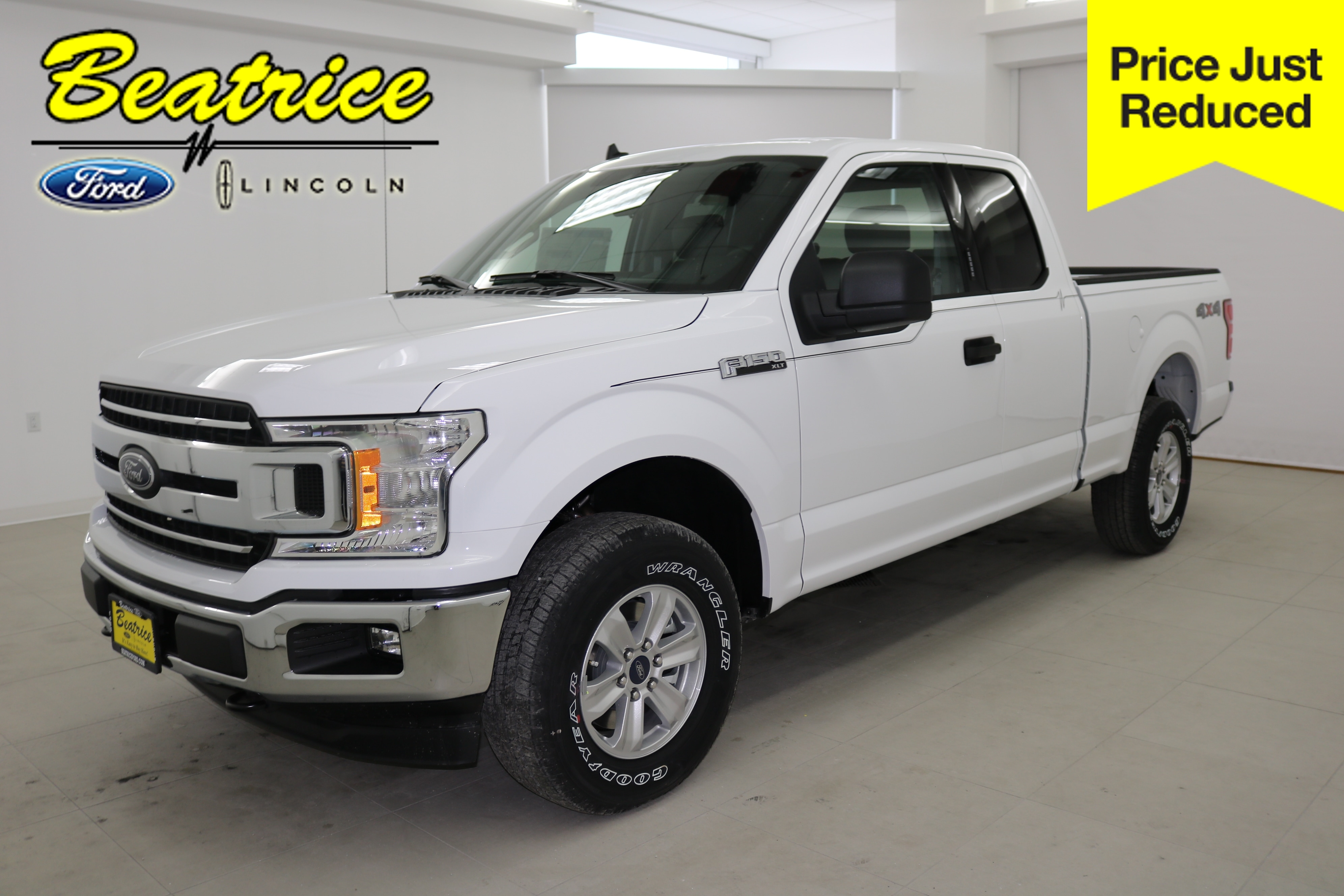 2019 Ford F-150 Extended Cab