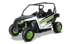 2017 ARCTIC CAT Wildcat Trail Limited EPS POWERSTEERING