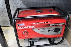 2018 HONDA 2018 Honda EP2500CX1