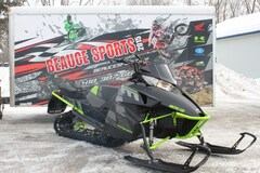 2017 ARCTIC CAT M8000 153 LTD  LIMITED