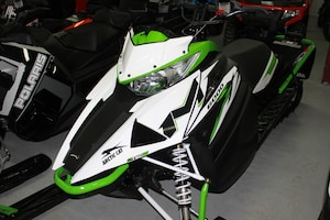 2018 ARCTIC CAT M6000 141 2.6''