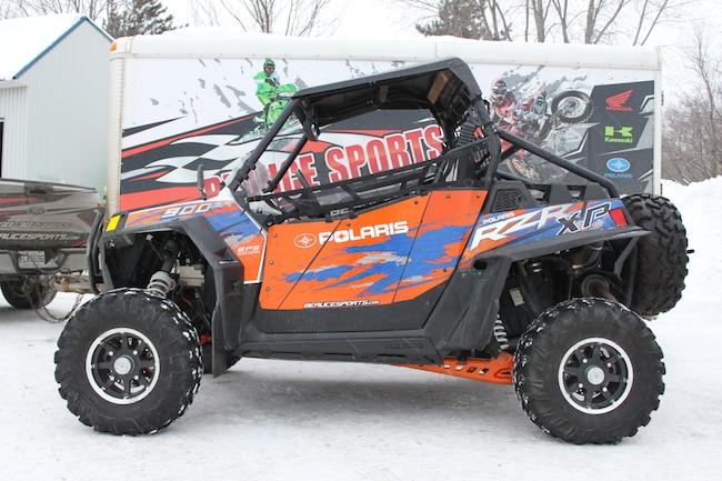 2013 POLARIS RZR 900 XP