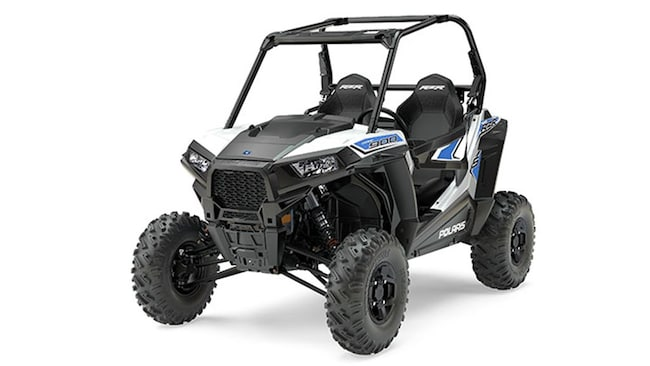 2017 POLARIS RZR S 900 60