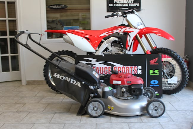 2018 Honda HRR216VKC