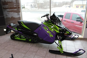 2019 ARCTIC CAT ZR 7000 LIMITED 137 IACT