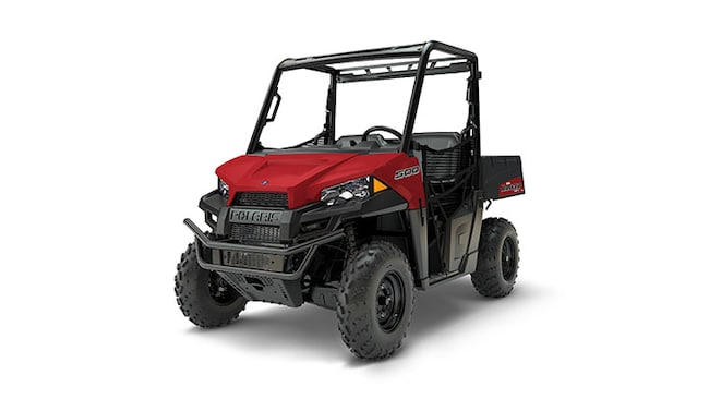 2017 POLARIS Ranger 500 32HP 58