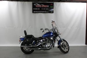 2003 HONDA Shadow 1100