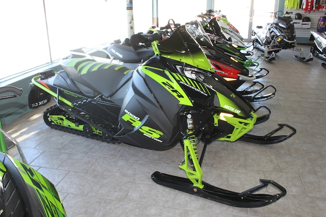 2017 ARCTIC CAT ZR 6000 RS ROGER SKIME EDITION  129