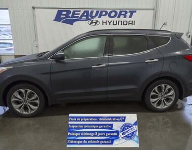 2016 Hyundai SANTA FE AWD 2.0T SE Cuir * Toit pano * Caméra de recul VUS
