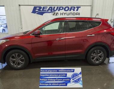 2013 Hyundai Santa Fe AWD* Bluetouth* Sièges chauffants* VUS
