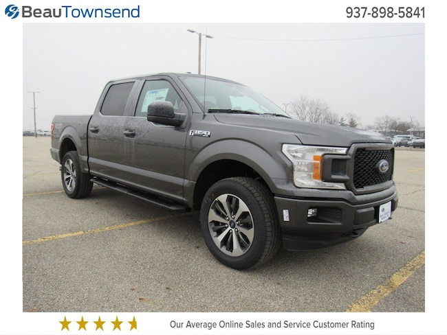 2019 Ford F-150 STX Truck SuperCrew Cab near Dayton, OH