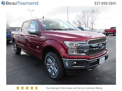 New 2018 Ford F-150 King Ranch Truck SuperCrew Cab near Dayton, OH