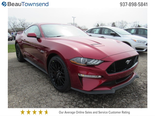 47d4721253 New 2018 Ford Mustang For Sale at Beau Townsend Auto Group