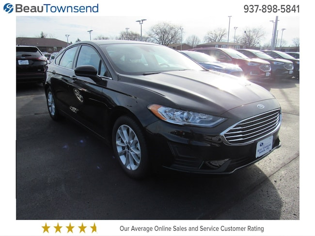 2019 Ford Fusion SE Sedan near Dayton, OH