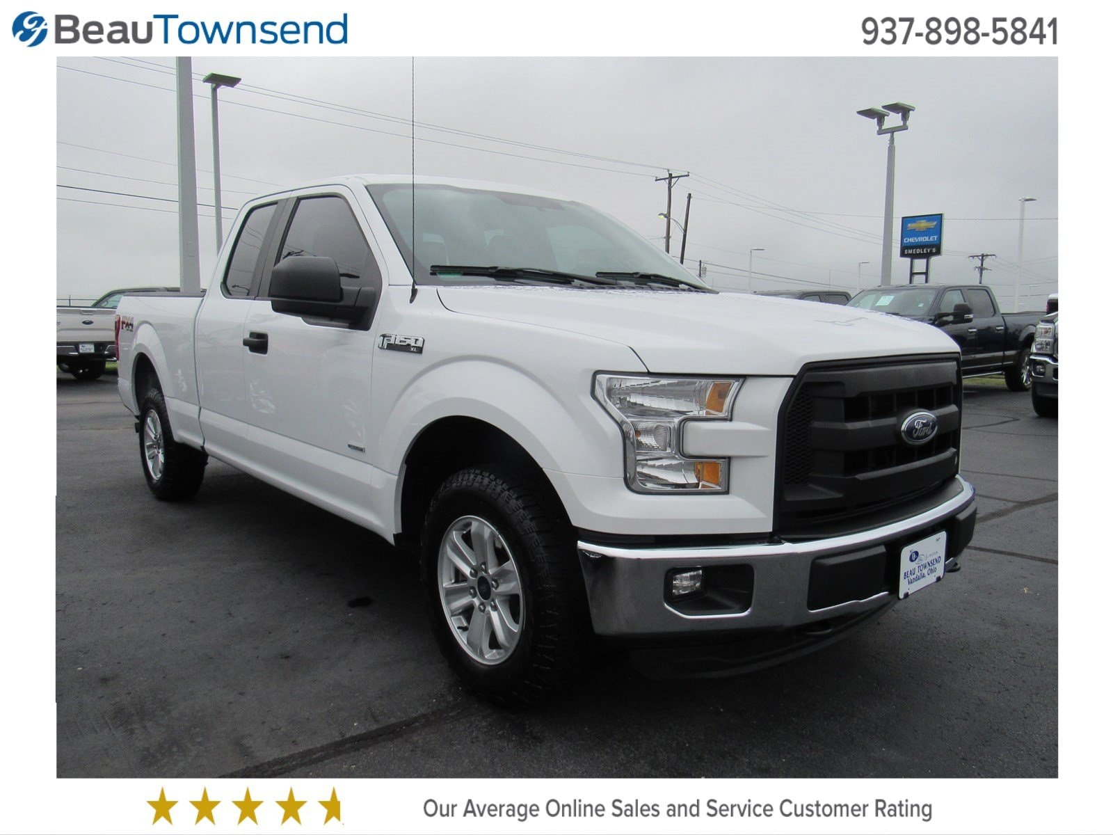 2016 Ford F-150 XL Extended Cab Pickup
