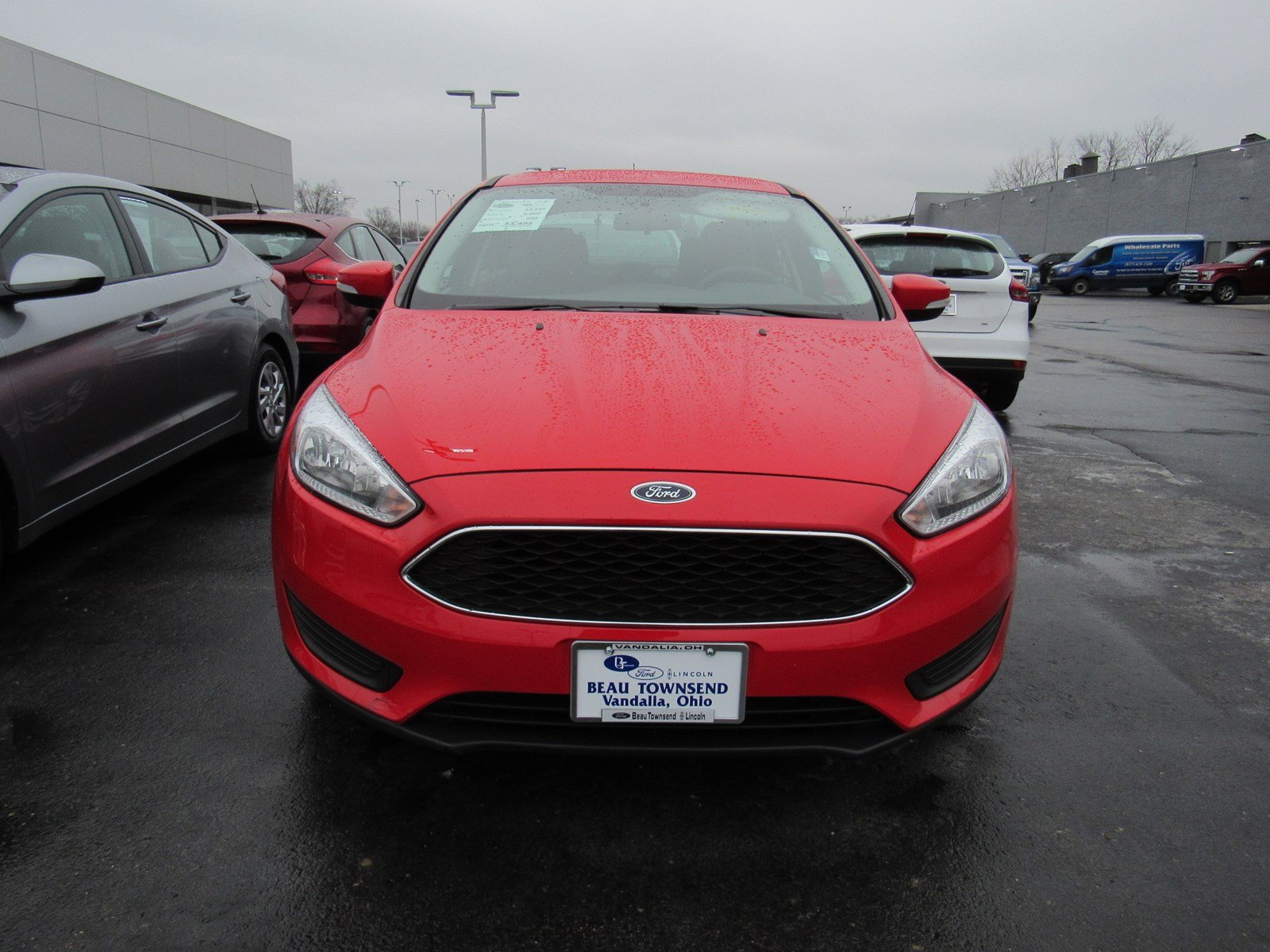 dd66f69cb2 Used 2017 Ford Focus For Sale at Beau Townsend Lincoln of Dayton ...