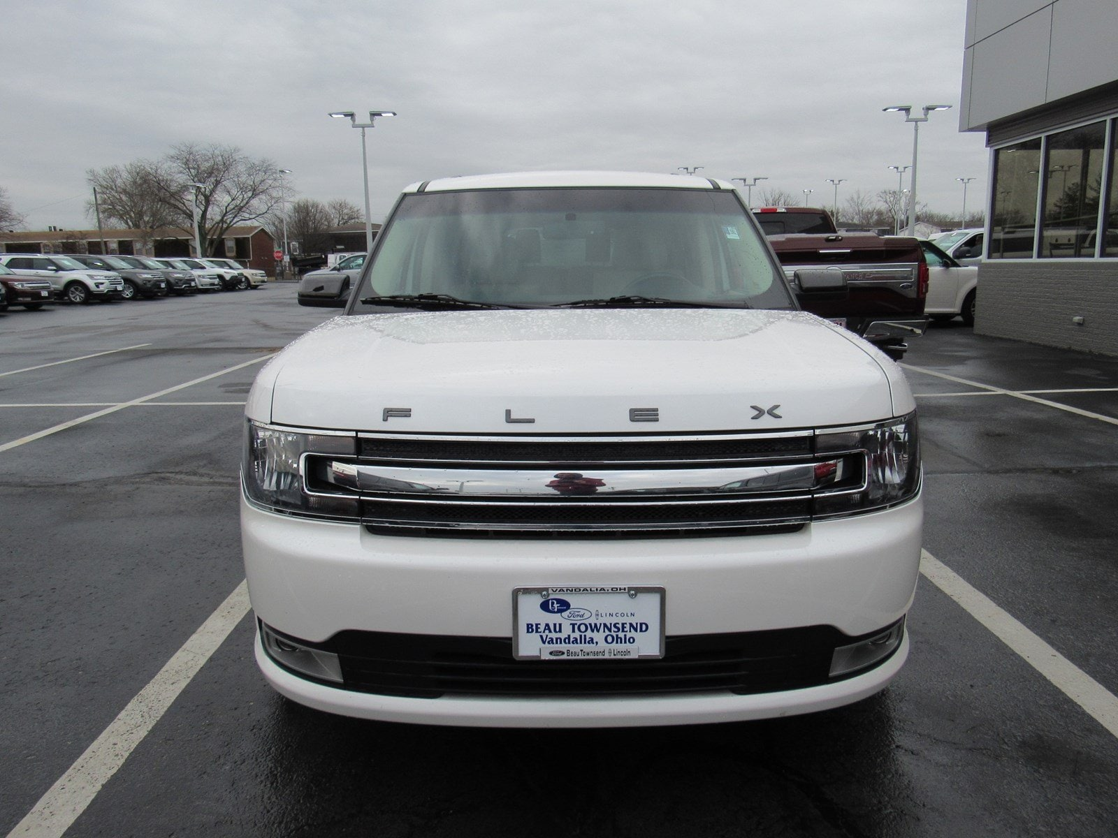 36285026bd Used 2015 Ford Flex For Sale at Beau Townsend Lincoln of Dayton ...