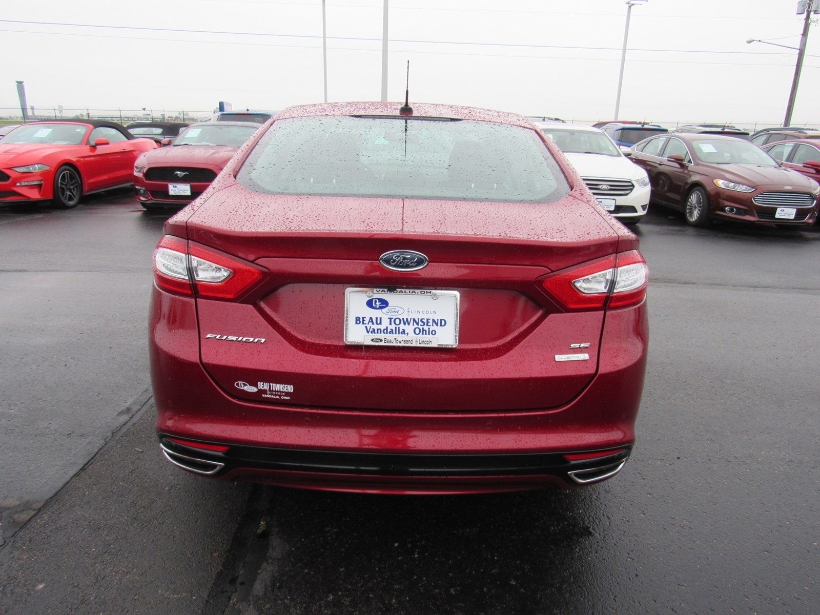f2d7f7ec57 Used 2016 Ford Fusion For Sale at Beau Townsend Lincoln of Dayton ...