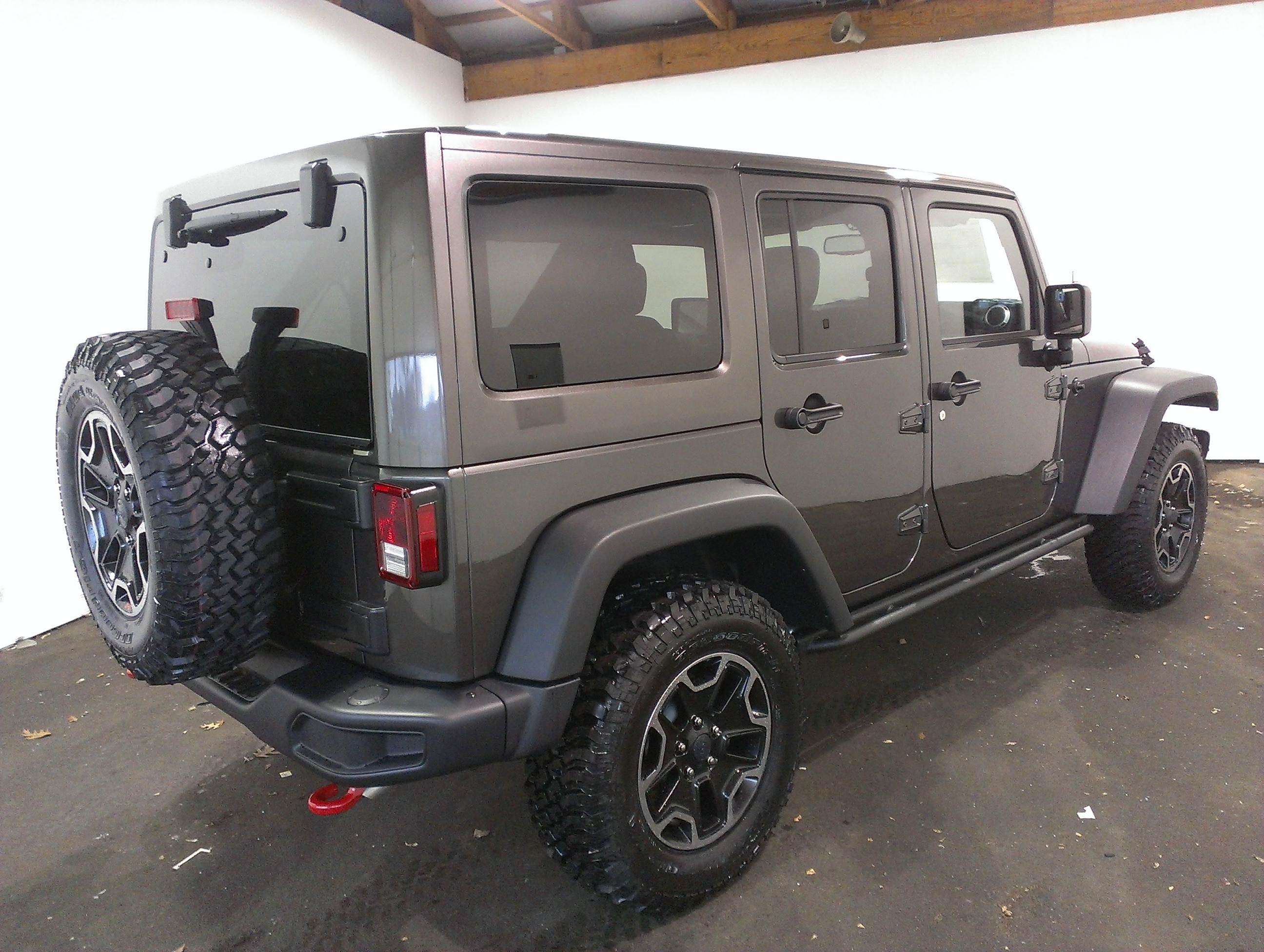 Jeep Wrangler For Sale In Pa >> New 2017 Jeep Wrangler Unlimited Rubicon 4x4 For Sale or ...