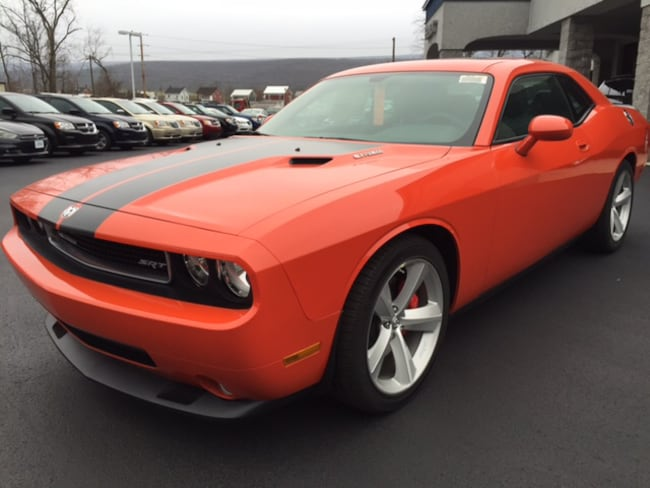 Used 2008 Dodge Challenger Srt8 For Sale Beaver Springs Pa
