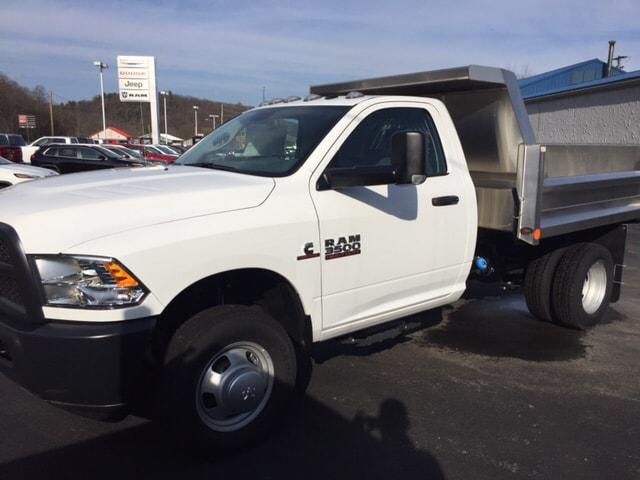 2016 Ram 3500 Chassis Tradesman/SLT Truck Regular Cab
